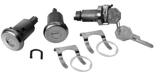 1958 /& 61-64 Impala Ignition /& Door Original-Style Locks w// Long Cylinder New