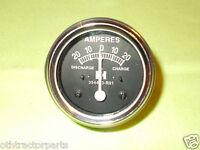 Ih Farmall 354473r91 Ammeter Amp Gauge A Av B Cub H Mv I4 M Md O6 T6 Td9 W4 W6