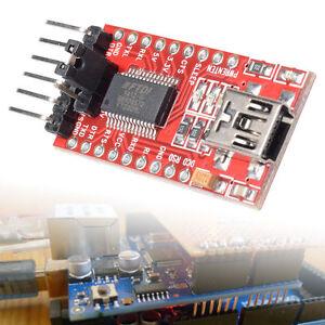 FT232RL-3-3V-5-5V-FTDI-USB-to-TTL-Serial-Adapter-Module-Arduino-Mini-Port-TE203