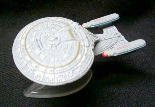 RARE soucoupe séparation variante Star Trek Micro Machines USS Enterprise-D