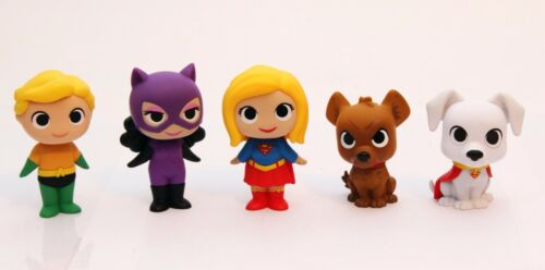 Funko Mystery Minis DC Super Heroes & Pets Many to Choose From - Aquaman Storm