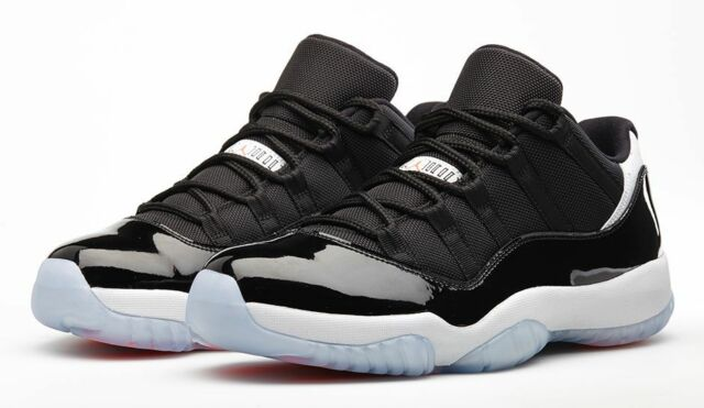 5d21c1f3e8f0b7 Nike Air Jordan 11 XI Retro Low Infrared 23 Size 11 Deadstock 528895 ...
