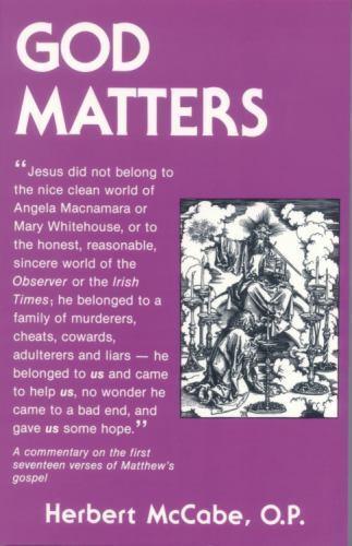 God Matters, McCabe, Herbert