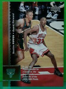 Scottie Pippen regular card 1996-97 Upper Deck #197