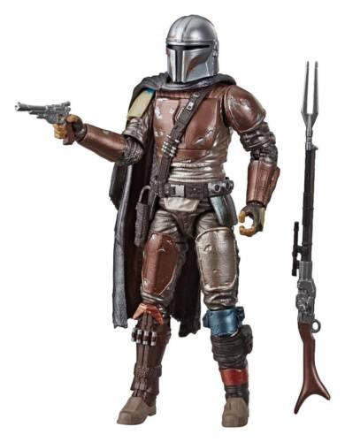 The Mandalorian Carbonized Star Wars Black Series 15 cm Action Figur Hasbro