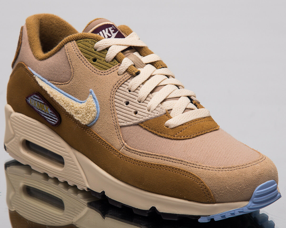 newest b5726 1a010 Nike Air Max 90 Premium SE Men Lifestyle Shoes Muted Muted Muted Bronze  2018 858954-