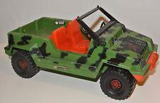 1982 Gi joe figures Action Force Z-Force Jeep AF3