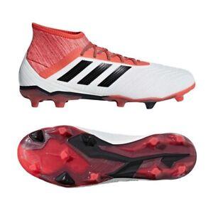 Adidas-Predator-18-2-Fg-Hommes-Chaussures-de-Football-Came-Firm-Terrain-Gazon