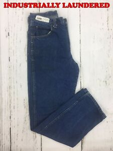 Red-Kap-Relaxed-Fit-Jeans-Men-039-s-Work-Uniform-SOLD-IN-SINGLES-amp-PACKS-PD60PW