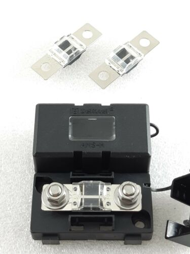 Midi Fuse Kit to suit Redarc BCDC1250D 2 x Holders and 3 x 60 Amp Fuse