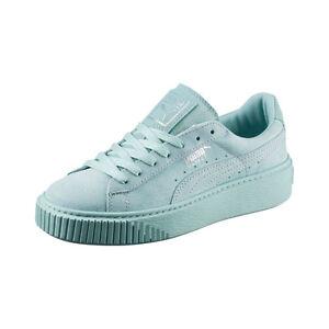 Puma PLATFORM RESET Trainers Women Shoes Low top aruba