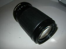 PENTAX PK FIT 70-210 F4.5/5.6 MC MACRO COSINA TELEPHOTO ZOOM FILM/DIGITAL