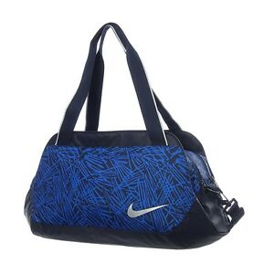 b54fcb359c1c NWT Nike C72 Legend Club Print Gym Bag BA5235-480 Duffle Brasilia ...