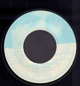 GEORG-HARRISON-Ding-Dong-1974-APPLE-VINYL-SINGLE-7-034-HOLLAND