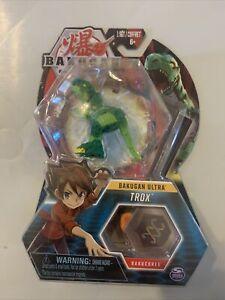 Bakugan Battle Planet Trox Battle Brawlers Figure With Bakucores NEW