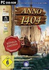 Anno 1404 Königsedition Deutsch OVP Neuwertig