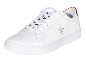 great deals 2017 good cheap for sale Details zu Tommy Hilfiger Damen Sneaker Schuhe FW0FW02349 weiß Gr. 36 37 38  39 40 41