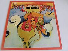 THE KINKS  GOLDEN HOUR OF THE KINKS  UK PRESS LP