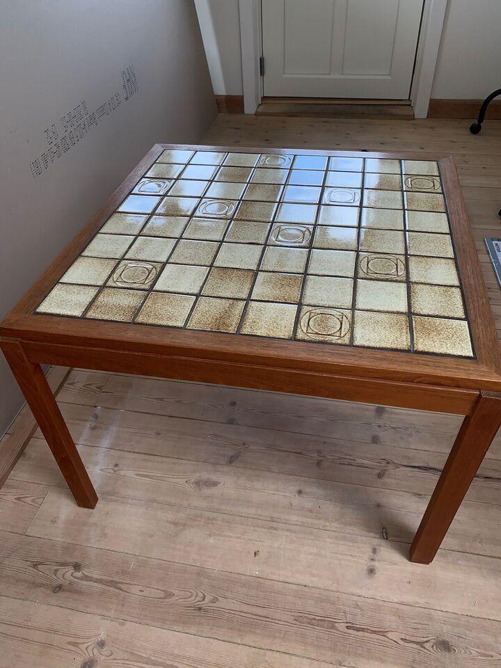 Kakkelbord, Ukendt