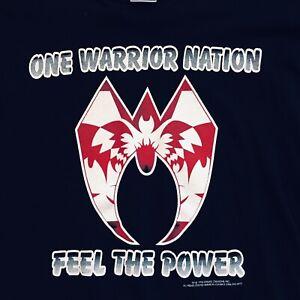 True-VTG-Ultimate-Warrior-T-Shirt-XL-1998-WWE-WWF-WCW-90s-Wrestling-RARE