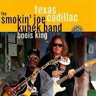 Texas Cadillac by Smokin' Joe Kubek (CD, Feb-1994, Bullseye Blues)