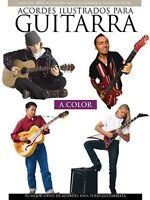 Acordes Ilustrados Para Guitarra A Color - Book 014001076