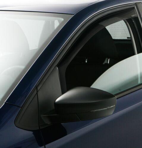Beifahrer P0067 schwarz Toyota RAV4 SUV ab 2019 ClimAir Windabweiser Fahrer