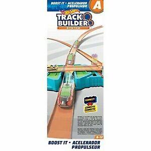 Hot Wheels Workshop Track Builder Essentials with Car #4