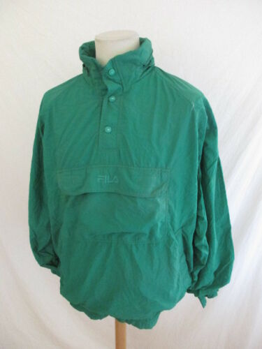 Vintage Xl Completo Anni Fila 80 Tuta Verde Taglia wRqZ7H554