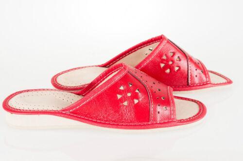 al pelle in 100 infradito da rossi sandali Sandali infradito donna naturale wqBgIY