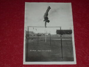 Coll-J-DOMARD-SPORT-OLYMPIC-GAMES-PARIS-1924-CONTESSI-It-ORIGINAL-PHOTO-PRESS