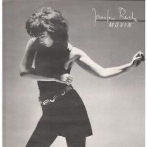 NEW-CD-Album-Jennifer-Rush-Movin-039-Mini-LP-Style-Card-Case