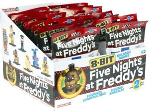 FIVE-NIGHTS-AT-FREDDY-039-S-8-Bit-Series-2-Blind-Bag-Figure-Display-24ct-McFarlane