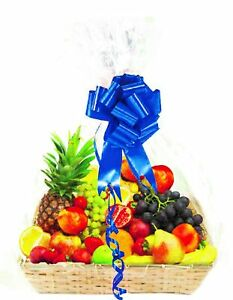 Details About Clear Basket Bags Large Clear Cellophane Wrap For Baskets And Gifts 30 X 40