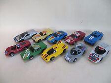 MATCHBOX JOB LOT SUPER GT CARS - EXCELLENT. FORD/MONTEVERDI/ALFA/FIRE CHIEF etc