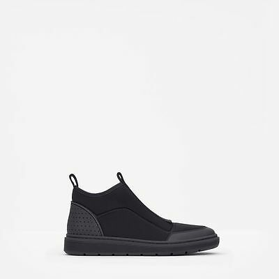 Alexander Wang X H&M Sneaker Scuba-look Shoes Size 11.5