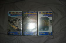 Blue Mountains volumes 1, 2 and 3 vidio rails