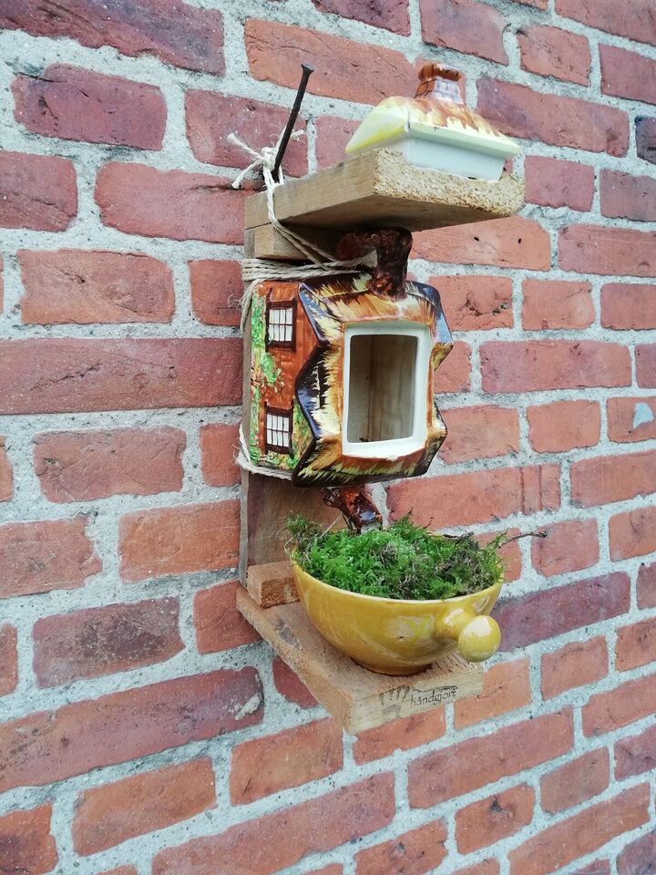 Pynt til have eller hus, HÅNDGJORT