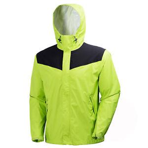 Helly Giacca Darklime Verde Leggera Uomo Chiaro Magni Hansen 71163 Workwear Pdqxxw6T1
