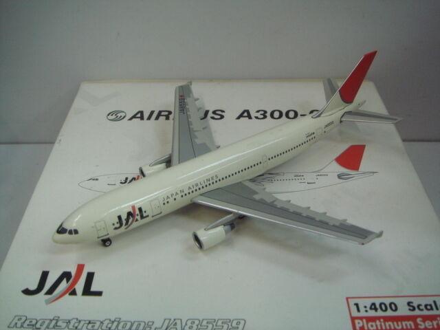 Phoenix 400 Japan Airlines JAL A300 B4-600R Coloree 2003s   1 400