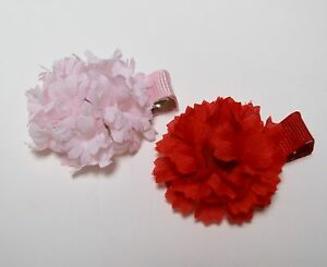 "100 BLESSING Good Girl Boutique Hair Clip 1.75/"" Wreath Bow 198 No Hairbow"