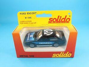 1-43-SOLIDO-N-1315-FORD-ESCORT-034-PIONEER-034-FONDO-MAGAZZINO-NIB-PS3-049