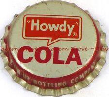 1950s PENNSYLVANIA Reynoldsville NESBITT/'S GRAPE SODA Cork Crown Tavern Trove
