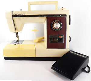 How to Care for Your Sears Kenmore Sewing Machines