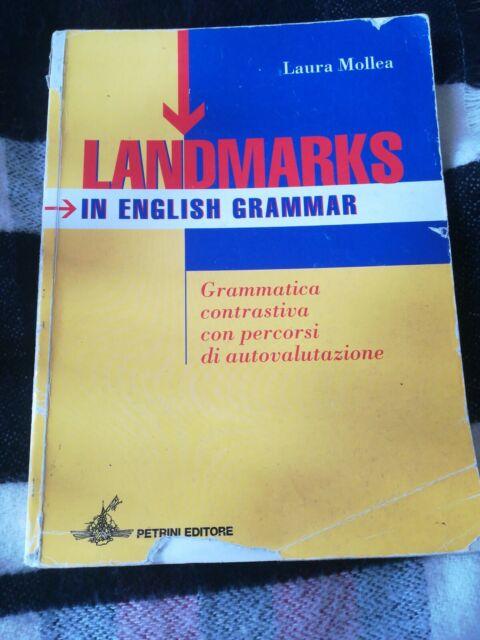 Landmarks in english grammar MANCA CD (autovalutazione) Mollea 9788849409796