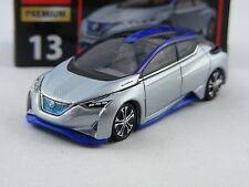 Nissan IDS Concept in hellblaumetallic, Takara Tomy Tomica Premium #13, 1/61