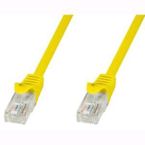 Techly-Professional-Cavo-di-rete-Patch-in-CCA-Cat-5E-Giallo-UTP-1-5m