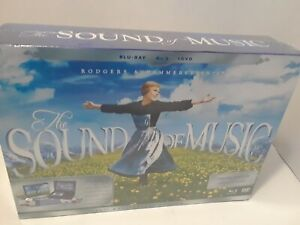 The Sound of Music - 45th Anniversary Blu-Ray + DVD Limited Edition Boxed Set