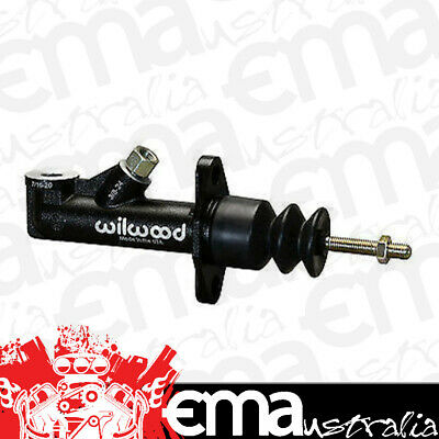 WILWOOD GS COMPACT MASTER CYLINDER BLACK WIL260-15091 REMOTE STYLE 3/4