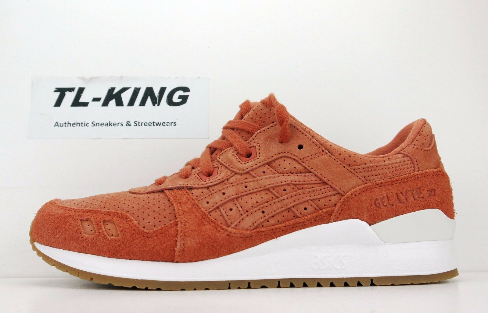 Asics Gel-Lyte III Spice Route Classic  HL7X3 3030 Msrp  120 IF